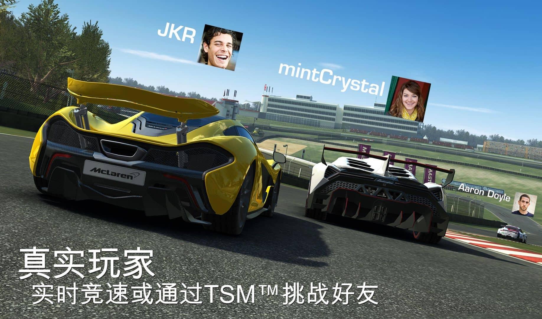 真实赛车3截图3